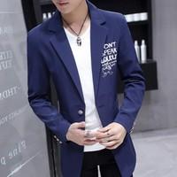 áo khoác blazer nam loudly Mã: NK1002 - XANH
