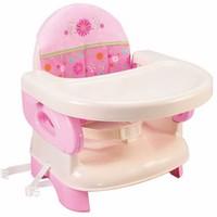 Ghế Ăn Deluxe hồng Summer Infant SM13060