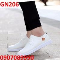 Giày lười nam siêu đẹp 2017 - GN206