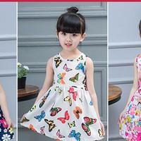 Đầm bé gái 3- 4 tuổi