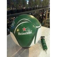 banh da Heineken