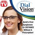 Mắt kính thay đổi tiêu cực
