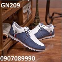 Giày lười nam Hàn Quốc - GN209