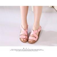 Giày sandal bé gái style Hàn Quốc 2017