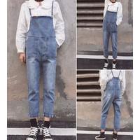 quần yếm jeans trẻ trung Mã: QD1384