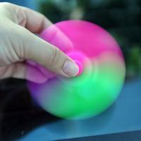 Spinner Dạ Quang Silicon Hiệu Ứng Màu 4D Cực Đẹp