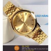 Đồng hồ nam vàng sang trọng