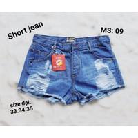 QUẦN JEAN SHORT ĐẠI