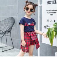 Bộ quần áo hè cho bé gái - RD71170