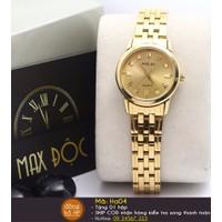 Đồng hồ nữ chính hãng chống nước Halei
