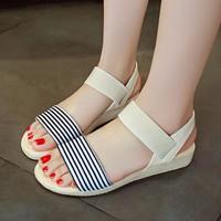 Dép sandal cho nữ style Hàn Quốc 2017
