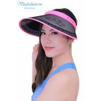 Mũ kẹp Hàn Quốc chống nắng chống tia UV cao cấp