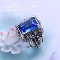 Nhẫn Nam Blue Đẹp