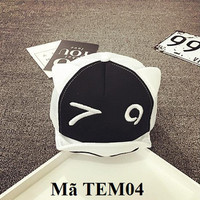 Mũ trẻ em hoạt hình TEM04