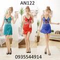 Váy ngủ Hàn Quốc cao cấp AN122