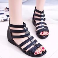 S029D - Giày sandal nữ phong cách Hàn Quốc