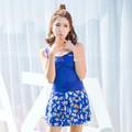 Bộ bikini xinh xắn, đáng yêu BI01 - Màu xanh dương