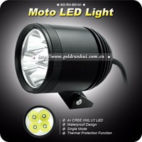 Đèn phượt - đèn trợ sáng xe máy 4 bóng