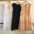 Đầm voan nữ
