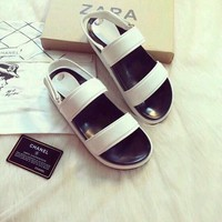 Giay sandal Hàn Quốc
