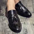 Giày công sở da thật chính hãng - Giày Luigi chuông - giày lười nam