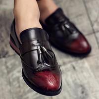Giày tây Luigi chuông - giày lười - giày thời trang công sở nam