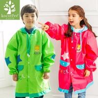 Áo mưa trẻ em trai, gái chính hãng Kocotree - Hàn Quốc