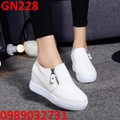 Giày bánh mì nữ Hàn Quốc - GN228
