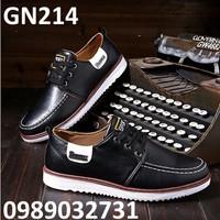 Giày lười nam thể thao - GN214