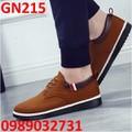 Giày mọi nam  chuẩn Hàn - GN215