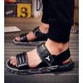 giày sandal nam fashion mato Mã: GH0284 - ĐEN