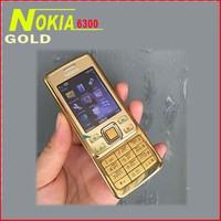 Nokia 6300 Gold Kèm Pin Xịn và Sạc