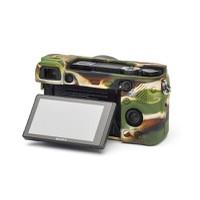 cao su Silicon cho máy ảnh Sony A6000 6300 màu lính