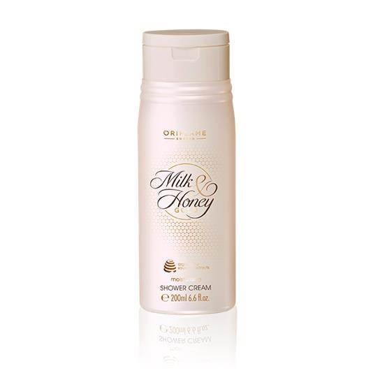 Kem tắm Sữa và mật ong Milk and Honey Gold Moisturising Shower Cream