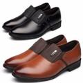 Giày tây nam kiểu dáng sang trọng 601