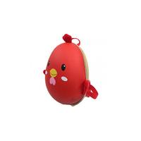Balo trứng hình con gà màu đỏ cho bé siêu kute