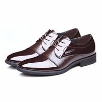 Giày công sở da thật chính hãng - Giày Oxford mirrorshine
