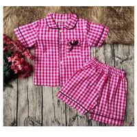Bộ Pijama bé gái dễ thương NX1032