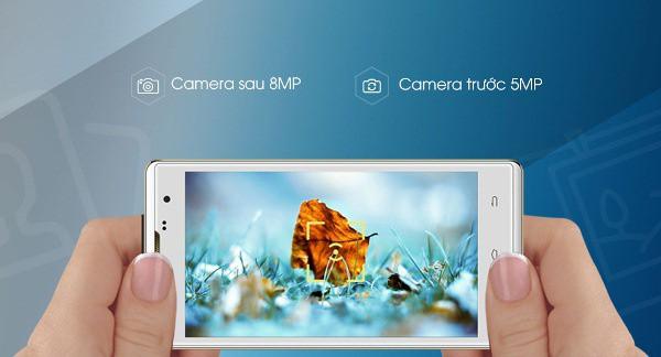 Intex Cloud String HD Pro camera 8 MP/5 MP