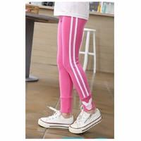 Quần legging thể thao bé gái cá tính 1-8 tuổi NX1033