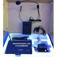 Micro không dây Đeo tai + càiáo Davids V-123
