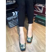 Giày gót vuông nữ