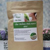 Tắm trắng trà xanh 4in1