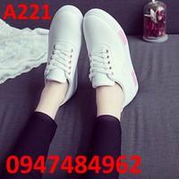 giày mọi nữ hàn quốc A221