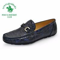 Giày lười nam chính hãng SANTA BARBARA POLO-RACQUET CLUB