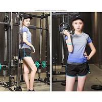 Bộ quần Áo thể thao tập Gym- Yoga nữ_BN565