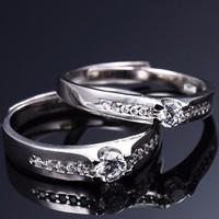 Nhẫn đôi Kim cương đẹp 5