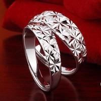 Nhẫn đôi Lấp lánh đẹp 6
