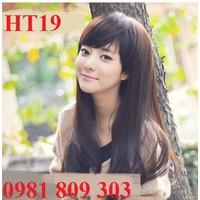Tóc giả nữ cao cấp Hàn Quốc HT19