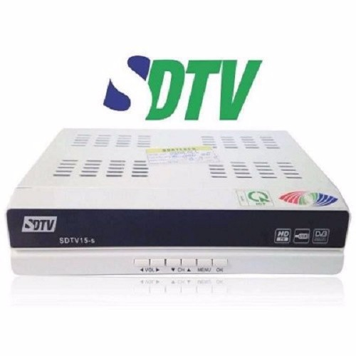Đầu thu truyền hình KTS  SDTV T2
